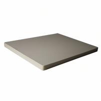 Пекарский камень  прямоугольный 30 х 37 см